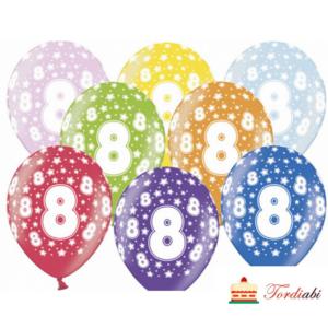 Tordiabi õhupallin number kaheksa