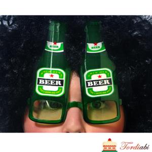 Tordiabi õllepudelid prillid