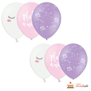 Tordiabi ükssarviku õhupallid
