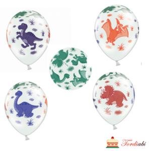 Tordiabi dinosauruse õhupallid