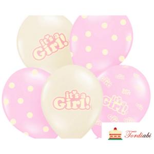 Tordiabi girl õhupallid