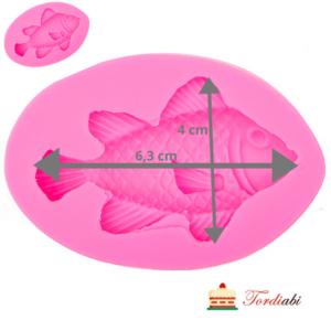 Tordiabi kala silikoonvorm