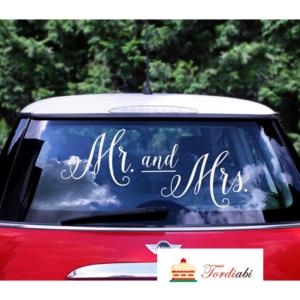 Tordiabi ms ja mrs autokleeps