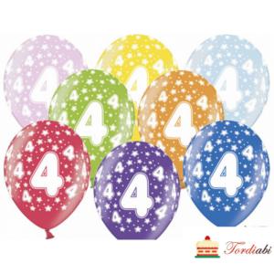 Tordiabi number neli õhupallid