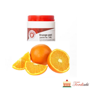 Tordiabi apelsinikoore pasta