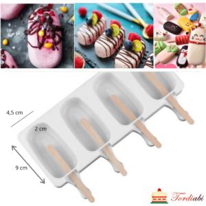 Tordiabi jäätise vorm suurem