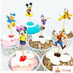 Tordiabi micky mouse Disney topperid