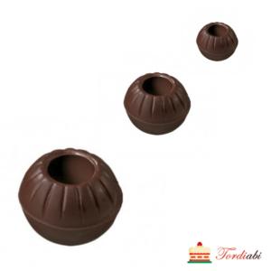 Tordiabi trühvlikestad tumedast šokolaadist