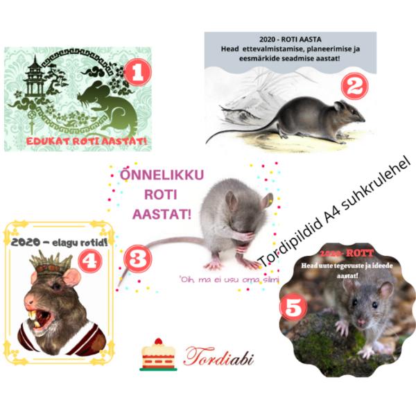 Tordipildid roti aasta