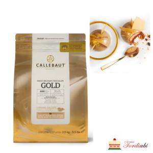 Tordiabi Callebaut GOLD