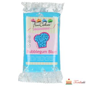 Tordiabi sinine nätsukommi maitseline suhkrumass