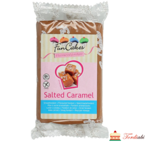 Tordiabi soolakaramelli maitseline suhkrumass