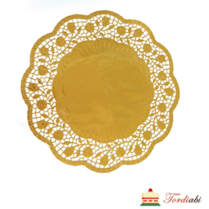 Tordiabi kuldne tordi aluspits 30 cm