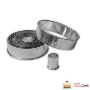 Tordiabi metallvorm ring