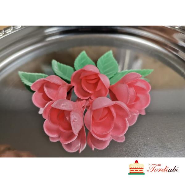Tordiabi roosad miniroosid 5 tk