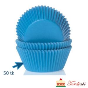Tordiabi sinised muffinivormid 50tk