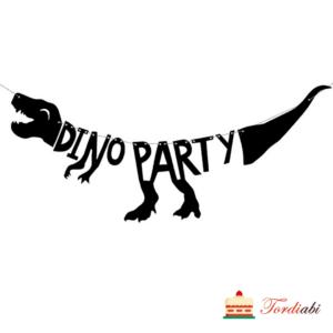 Tordiabi dinosauruse bänner
