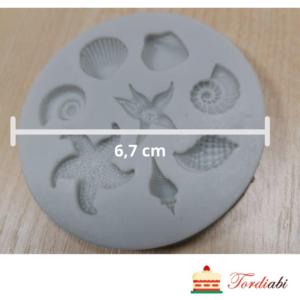 Tordiabi mereteemaline silikoonvorm merekarbid
