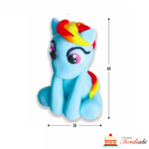 Tordiabi my little pony helesinine