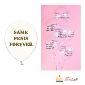 Tordiabi õhupallid same penis forever