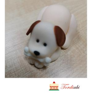 Tordiabi suhkrust lamav koer kondiga