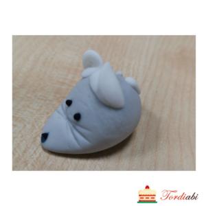 Tordiabi suhkrust väike hall hiir
