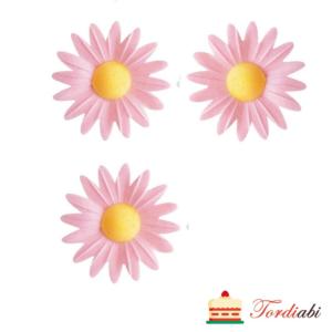Tordiabi vahvlist roosad karikakrad
