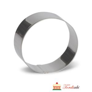 Tordiabi Patisse metallvorm ring 6 cm