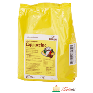 Tordiabi cappuccinomaitseline vahukooretugevdaja braun