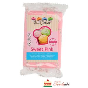 Tordiabi heleroosa sweet pink suhkrumass