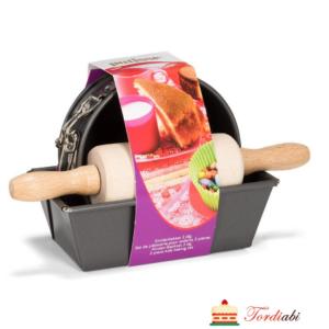 Tordiabi küpsetuskomplekt lapsele