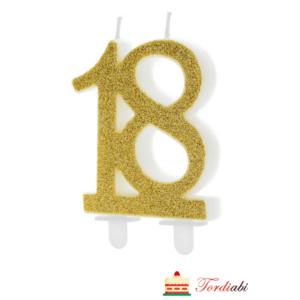 Tordiabi kuldne küünal 18