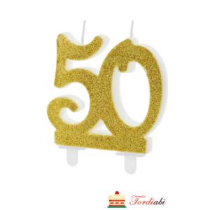 Tordiabi kuldne küünal 50