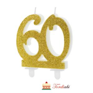 Tordiabi kuldne küünal 60