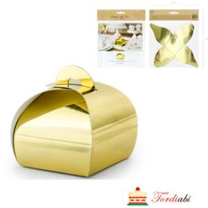 Tordiabi kuldne kinkekarp
