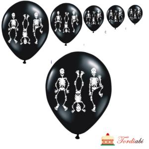 Tordiabi luukeredega õhupallid halloween