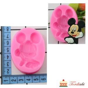 Tordiabi mickey Mouse silikoonvorm