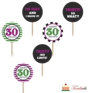 Tordiabi topperid 30 aasta sünnipäevale