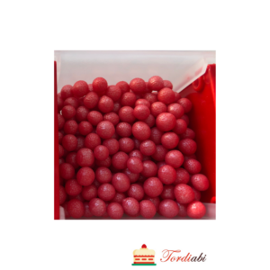 Tordiabi helepunased pehmed suhkrupärlid