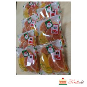 Tordiabi marmelaadist sidruniviilid apelsiniviilud