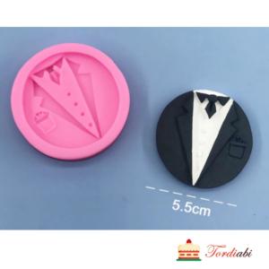 Tordiabi silikoonvorm mees ülikond