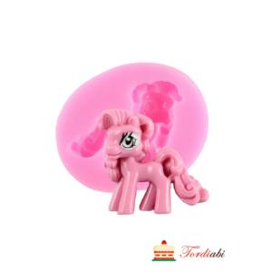 Tordiabi silikoonvorm my pony