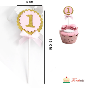 Tordiabi number 1 roosa lipsuke