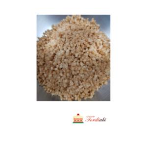 Tordiabi sarapuupähkli maitsega pärlsuhkur