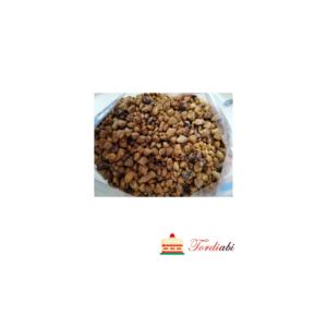 Tordiabi soolatud karamelliseeritud sarapuupähkli puru