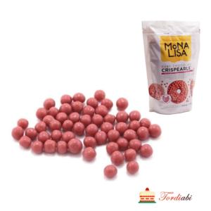 Tordiabi ruby krõbedad šokolaadipärlid callebaut
