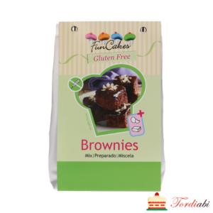 Tordiabi gluteenivaba brownies