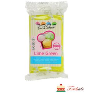 Tordiabi laimiroheline suhkrumass FunCakes 250 g