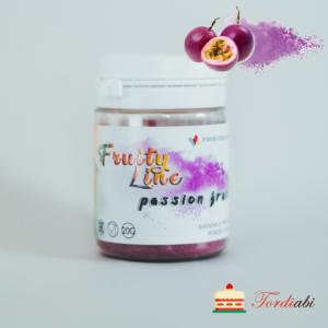 Tordiabi looduslik pulber toiduvärv passion fruit