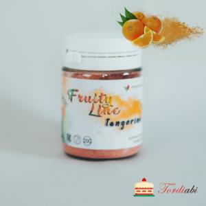 Tordiabi looduslik pulbervärv tangerine
